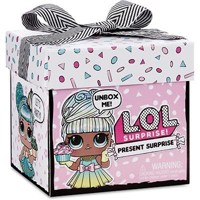 LOL Present