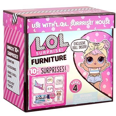 LOL Furniture 4 series