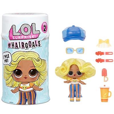 LOL Hairgoals 2 series