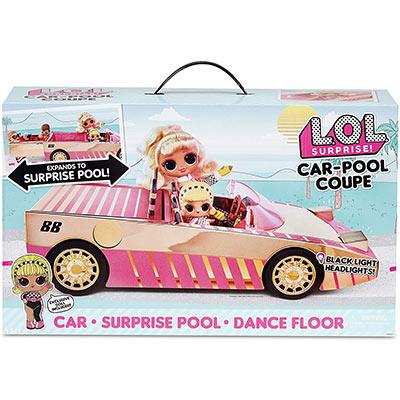 LOL Car Pool Coupe