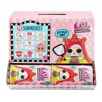 Куклы с волосами Вторая волна 12 штук коробка оригинал