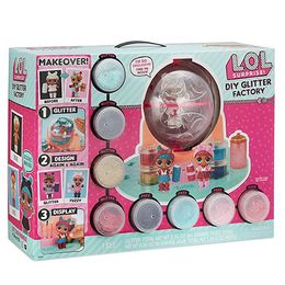 ЛОЛ Фабрика Глиттер LOL Factory Diy Glitter