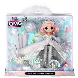 LOL OMG Crystal Star Winter Disco