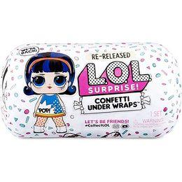 Кукла LOL Confetti Under Wraps