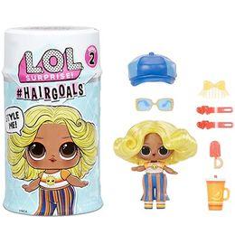 Кукла ЛОЛ с волосами 2 серия Хаирголс