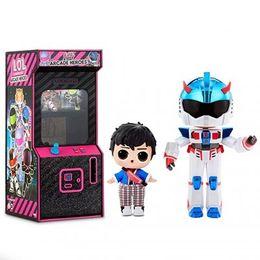LOL Arcade Heroes Fan Boy