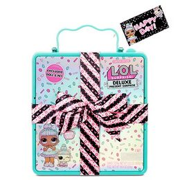 LOL Deluxe Present Surprise Sprinkles Doll and Pet