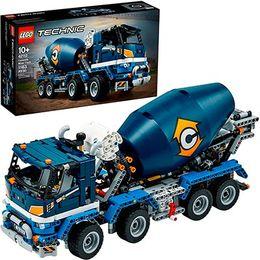 LEGO Technic Бетономешалка 42112