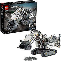 LEGO Technic Экскаватор Liebherr 9800