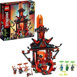 LEGO NINJAGO Императорский Храм Безумия