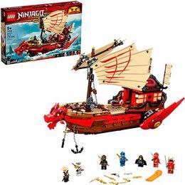 LEGO NINJAGO Летающий корабль 71705