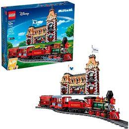 LEGO Поезд и Станция Disney 71044