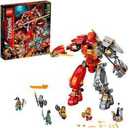 LEGO Ninjago Каменный Робот Огня