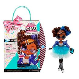 LOL OMG Present Miss Glam