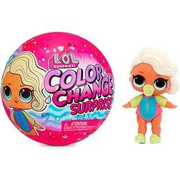 Кукла LOL Color Change
