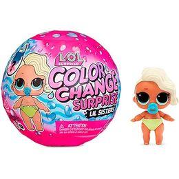 Кукла LOL Color Change Lil Sisters
