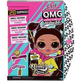 Кукла LOL OMG Sports Vault Queen