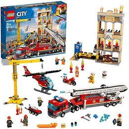 LEGO City Пожарная Станция 60216