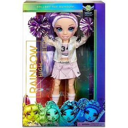 Rainbow High Cheerleader Violet Willow