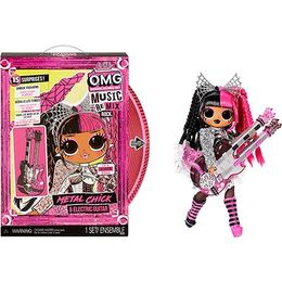 LOL OMG Remix Rock Metal Chick