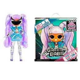 Кукла LOL OMG Movie Magic Gamma Babe