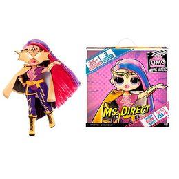 Кукла LOL OMG Movie Magic Ms.Direct