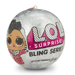 Кукла LOL Bling Новогодняя серия