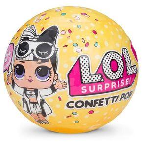 лол конфетти поп