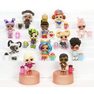 Куклы ЛОЛ с волосами