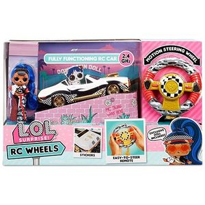 LOL RC Wheels на пульте управления