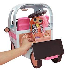 ЛОЛ Автобус Glamper Camper Дом на колесах