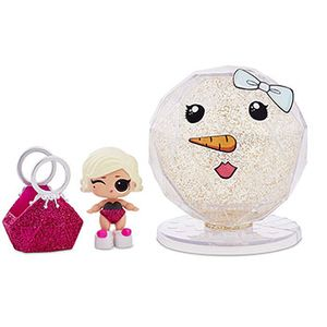 Куклы ЛОЛ 6 серия сестрички Lils Winter Disco