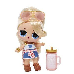 Купить Куклу ЛОЛ с волосами вторая волна Hairgoals 5 серия