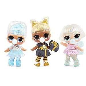 Кукла ЛОЛ Globe Glitter