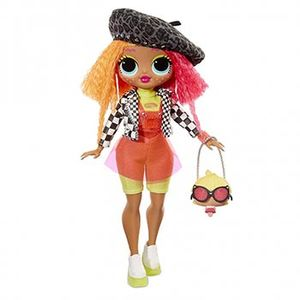 Кукла ЛОЛ OMG Fashion Neonlicious