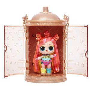 кукла лол с волосами 2 волна