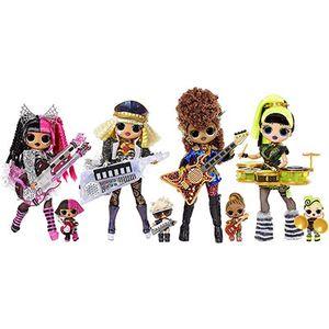 LOL Super Surprise Remix 8 кукол