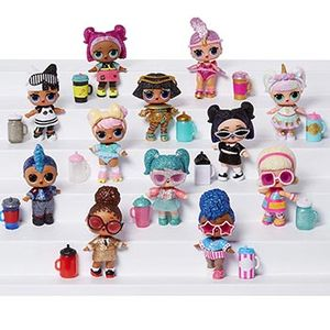 Вся серия кукол ЛОЛ Sparkle
