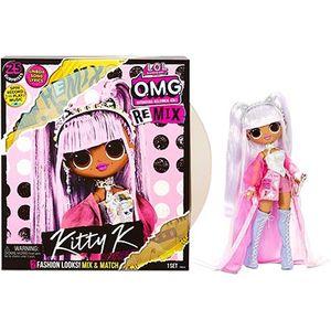 LOL OMG Remix Kitty K.