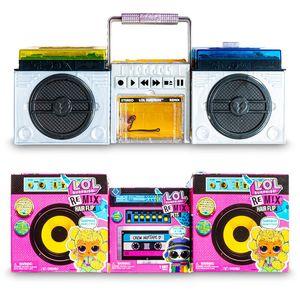 Набор LOL Remix Boombox