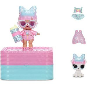 LOL Deluxe Present Surprise Miss Partay Doll and Pet