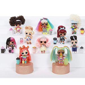 Куклы ЛОЛ с волосами вторая волна