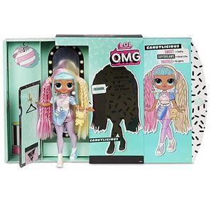 LOL OMG 2 series candylicious