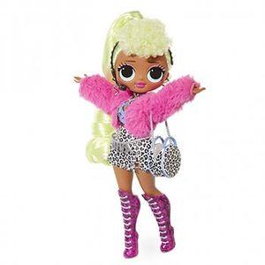 Кукла ЛОЛ OMG Fashion Lady Diva