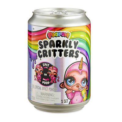 Poopsie Sparkly Critters в банке